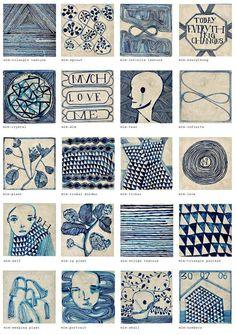 Delft On Acid limited edition tiles by South African artist Ruan Hoffmann