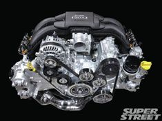 Get a quick lesson on how boxer engines work and see why Subaru and Toyota's latest creation is a force to be reckoned with. - Super Street Magazine