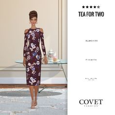 ✨Covet Fashion   Event/Theme: Tea For Two✨