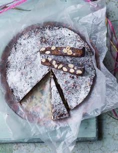 Chocolate panforte