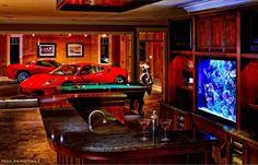luxury garages ...