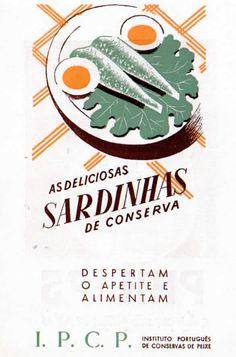Dias que Voam: Ainda a sardinha portuguesa