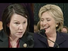 Hillary Laughs at GOPer's Benghazi Question, Immediately Scolded: 'It's Not Funny' - YouTube