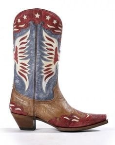 Double D Ranch ~ Lane Star Spangled Rodeo Boots!http://www.cowgirlkim.com/double-d-ranch-lane-star-spangled-rodeo-boots.html