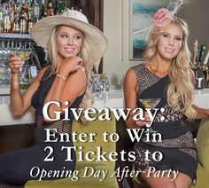 I just entered to win 2 tix to Opening Day After-Party at L'Auberge Del Mar on July 16th & a $250 spa gift card to L'Auberge Del Mar! #odap2015
