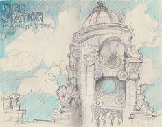 andrea joseph's sketchblog