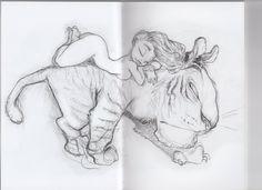 Chris Sanders - Sketchbook