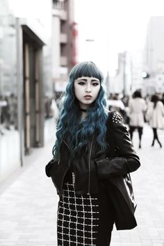 Pastel Goth Fashion: creeper