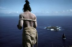 Yves Gellie - Bird Man Ceremony. Casterman Edition Project, Easter Island, Pacific Ocean 1999.