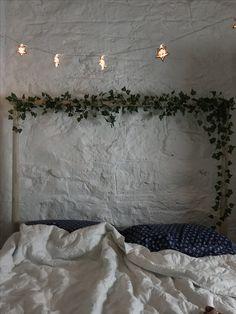 Ikea Gjora bed #ikeahack #gjora #gjorabed #loftstyle #diy #style #design #interiors #decorativevines