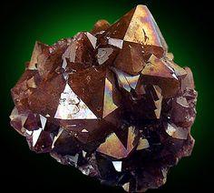 Quartz var. Amethyst with Hematite inclusions from Thunder Bay, Ontario, Canada