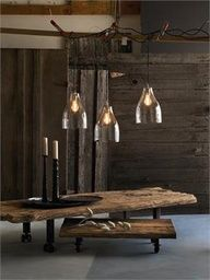 Wood Decor. #Rustic #Home