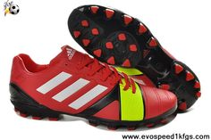 Fashion Adidas Nitrocharge 3.0 TRX AG Red/White/Electricity Newest Now