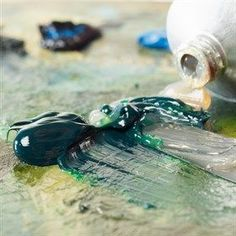 Tips for using Oil painting mediums