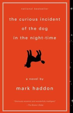 the curious Incident of the dog in the night-time...