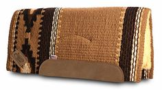 Impact Gel Cowtown Pad With Fleece | ChickSaddlery.com