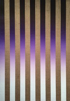 Jason Bailor Losh Orangerie, 2014 ultraval, rubber hose, and clamp 60 x 38 inches Martin Basher Untitled, Ombre Fabric, Geometric Art, Painters, Chevron, Digital Art, Stripes, Abstract, Design, Summary