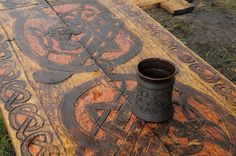"luna-intheforest: ""lunacylover: "" Festival of Slavs and Vikings - Wolin Poland. Renaissance, Celtic Culture, Norse Vikings, Asatru, Viking Age, Celtic Designs, Viking Designs, Anglo Saxon, Tumblr"
