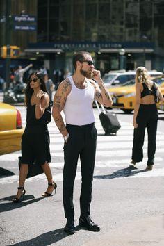 Justin O'shea , New York , Sep 2013