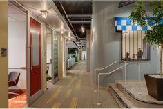 Motorola Unique Office Interior Design