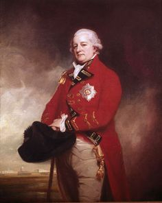 Major-General Sir Archibald Campbell of Inverneil and Ross KB, Governor and Commander-in-Chief, Madras, 1790