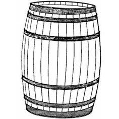botte di vino DA COLORARE | disegno precedente botte di vino da colorare