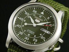 セイコーSEIKOセイコー5SEIKO5自動巻き腕時計SNK805K2