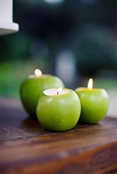 Natural Thanksgiving Decorating Ideas
