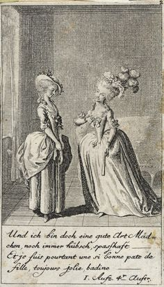 18th Century Clothing, 18th Century Fashion, Fashion Plates, Vintage Pictures, Vintage Art, Historical Illustrations, Sketches, Etchings, Marie Antoinette