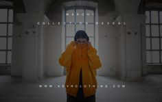 KDVR - PRIMAL COLLECTION  www.kdvrclothing.com