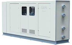 Refrigeradores de alta eficiencia energética Gea Grasso BluAstrum en la Galería de la Innovación de #Climatización 2015