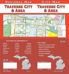 Traverse City, Michigan, Vicinity by GM Johnson