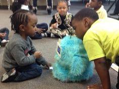 Art+Technology = better world - Romibo robot tracks kids eyes, asks questions - SHCDP Children's Proposal II