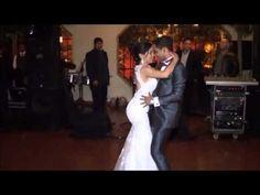 Baile de novios original. Coreografia Propuesta Indecente (Romeo). Boda Daniela y Eduardo - YouTube