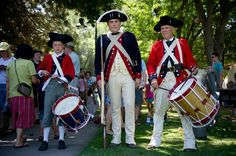 Every July, Orem plays host the Colonial Heritage Festival, a free four-day event that features a living museum. The event has exhibits and demonstrations that give a look at colonial