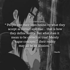 Itachi Uchiha || Naruto Shippuden || Anime Quote