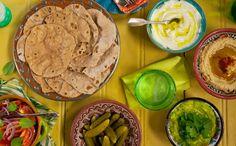 ÍNDIA: Chapati