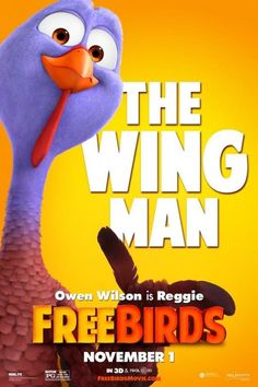 Free Birds  Title: Free Birds Release Date:... - Movies & Shows That Rock