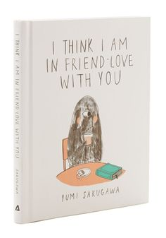 I Think I am in Friend Love with You. Too much to say to fit into a card? #multi #modcloth