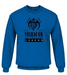THE LEGEND OF THE VILHAUER