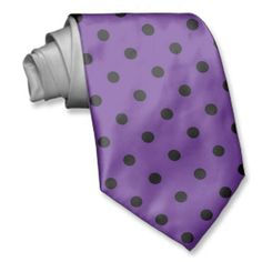 SOLD Zazzle Tie Polka Dot!  #Zazzle #Tie #Polkadots http://www.zazzle.com/tie_polka_dot-151451659726185800
