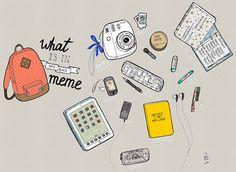 Bag meme! by Albina-llama