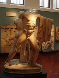 The Tyrannicides, Ashmolean Cast Gallery . perhaps the inspiration for Matthew's body. Museum Studies, A Discovery Of Witches, Oxford England, Space Gallery, Male Figure, Ancient Civilizations, Book Of Life, Ancient Greece, Ancient History