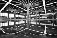 Pier Luigi Nervi's Palazzo del Lavoro (Palace of Labour) in Turinhas been devastated by fire. The unoccupied exhibit...