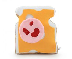 Toast Kissen - Emotionale Kissen