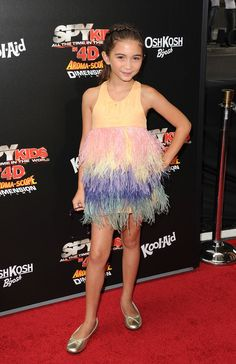 Rowan Blanchard  - Premiere Of Dimension Films Spy Kids: All The Time In The World 4D - Arrivals