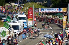 Tour de France 2015 Stage 10 Photo: Kim Hull © Chasing Light Media