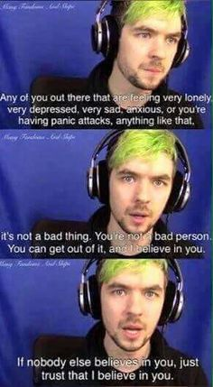 I remember this video.... that was the first time jack made me cry