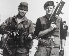 "MACV-SOG Team members, ""The best jungle fighters the U.S. had,"" according to the North Vietnamese. Description from pinterest.com. I searched for this on bing.com/images"