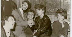 See pics unearthed after nearly five decades in Ringo's basement, complete with commentary from Starr